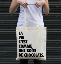 grafitee-tote-bag-forrest-gump-chocolat